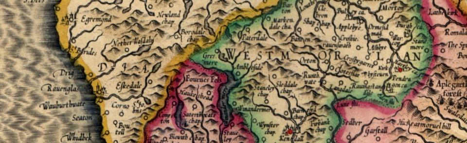 Mercator, 1595