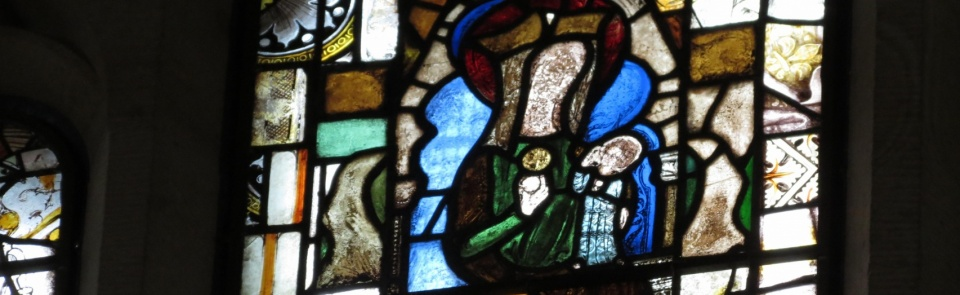 Madonna and Child, St Martin, Bowness on Windermere