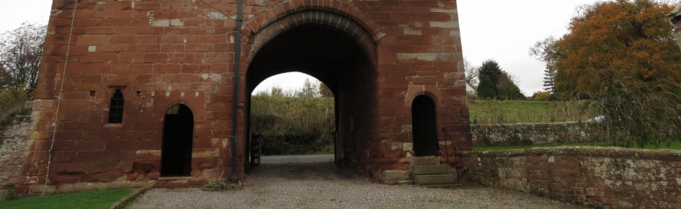 Wetheral Priory Gatehouse