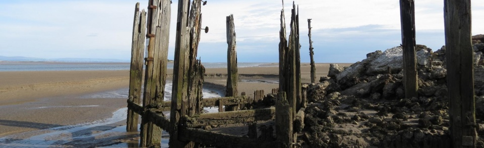 Old iron works jetty, Ulverston