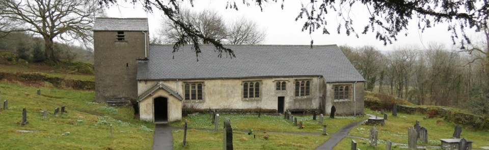 Cartmel Fell, St Anthony's Church, built as a chapel-of-ease for Cartmel Priory c.1504