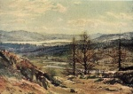 Windermere above Skelwith Bridge, A Reginald Smith