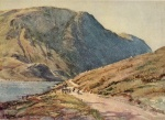 10 Crummock-water, A Reginald Smith, from W G Collingwood, The Lake Counties 1932