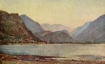 11 Derwentwater, A Reginald Smith, from W G Collingwood, The Lake Counties 1932