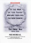 Memorial Resource Pack