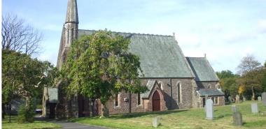 Arlecdon & Frizington 2 -NY0316 St Paul's Church  Frizington
