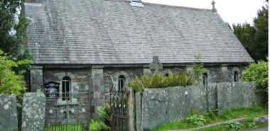 Borrowdale 9 -NY2517 Holy Trinity Church Grange