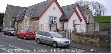 Broughton 5 - NY0730 St Bridget's Primary School