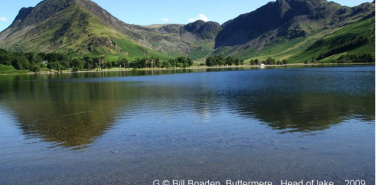 Buttermere 2 -NY1815  Head of lake