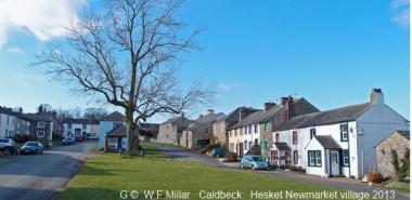 Caldbeck 10- NY3438 Hesket Newmarket village.jpg