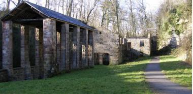 Caldbeck 5 - NY3139 Old Bobbin Mill, Howk.jpg
