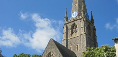 Cockermouth 10- NY1230 All Saints Church