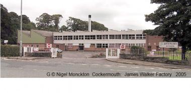 Cockermouth 14- NY1131 James Walker factory