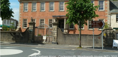 Cockermouth 3- NY1130 Wordsworth House