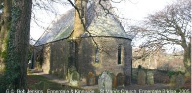 Ennerdale & Kinniside 4 -NY0615 St Mary's Church, Ennerdale Bridge