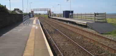 Flimby 2 - NY0233 Railway Station