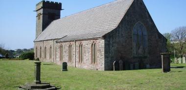 Harrington 1 -NY9925  St Mary's Church