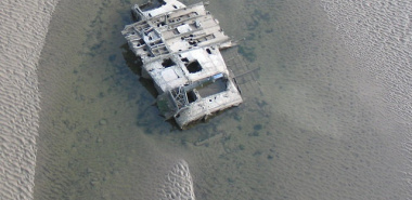 Holme East Waver 4 - NY1556 Remains of Hudson Bomber