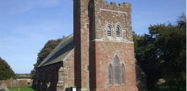 Holme St Cuthbert 5 - NY1047 St Cuthbert's Church