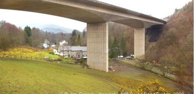 Keswick 2 -NY2823 A66 Greta Road Bridge
