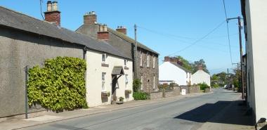 Kirkbampton village