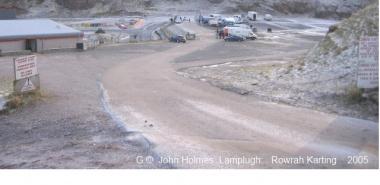Lamplugh 2 - NY0618  Rowrah Karting
