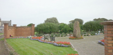 Maryport 10 - NY0538 Cemetery: Allerdale Memorial Garden