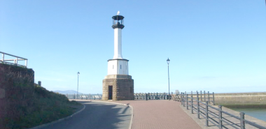 Maryport 2 - NY0236 old Lighthouse