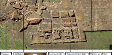 Papcastle 5 - NY1031 Excavation 2012