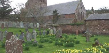St Bees 3 -NX9711 Parish Church