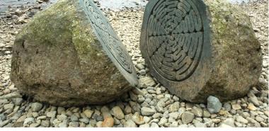 St John's Castlerigg & Wythburn 2 - NY2621 Hundred Years Stone.jpg