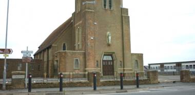 Whitehaven 1 -NX9616  St Mary's Church Kells