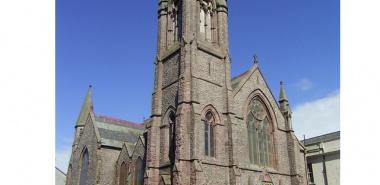 Whitehaven 17  -NX9718 Lowther St Methodist Church
