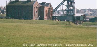 Whitehaven 4 -NX9717  Haig Mining Museum