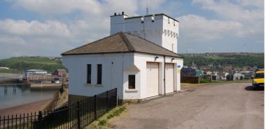 Whitehaven 8 -NX9618  Coastguard Station, Wellington Lodge