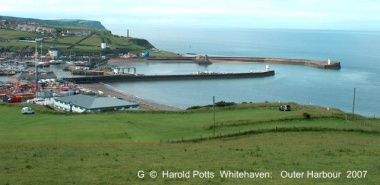 Whitehaven 9 -NX9618  Outer Harbour