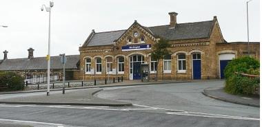 Workington 10 -NY9928 Main Railway Station