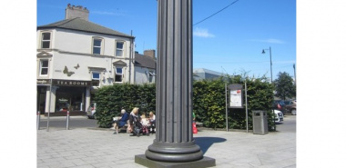 Workington 16 -NY0028 Curwen's Column