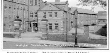 Workington 2 -NY9928 Cumberland Technical College (1929)