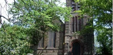 Workington 4 -NY9929  Holy Trinity Church, Northside