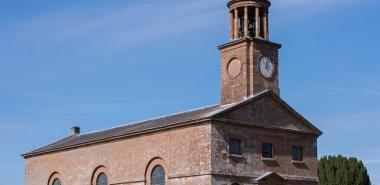 Kirkandrews on Esk Church