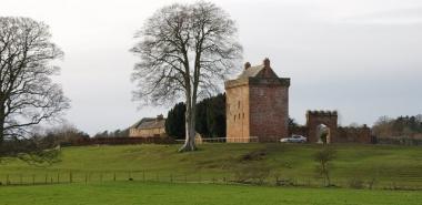 Kirkandrews on Esk  Kirkandrews Tower