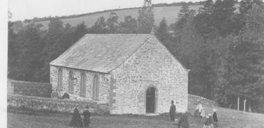 Kirkoswald - Park Head Chapel