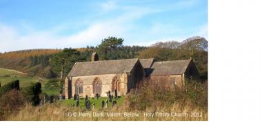 SD 1781 Millom Below Holy Trinity Church