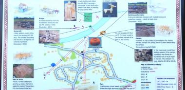 Papcastle Interpretation Boards