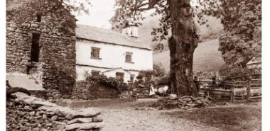 Underbarrow Hall, Longsleddale