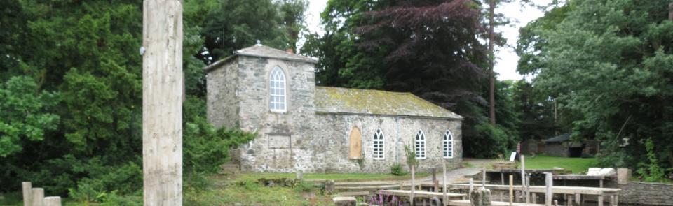 Derwent Island Chapel