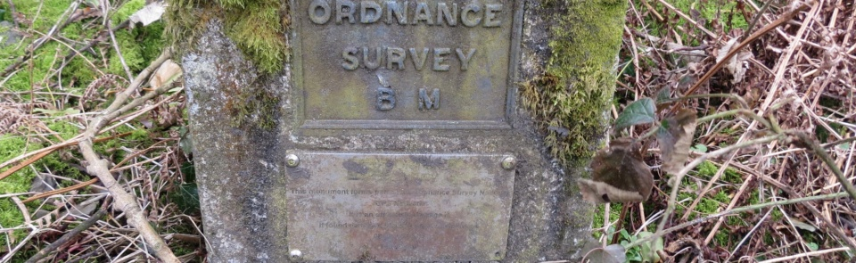 Ulverston Fundamental Bench Mark (Ordnance Survey) - 313.6331 ft above OD
