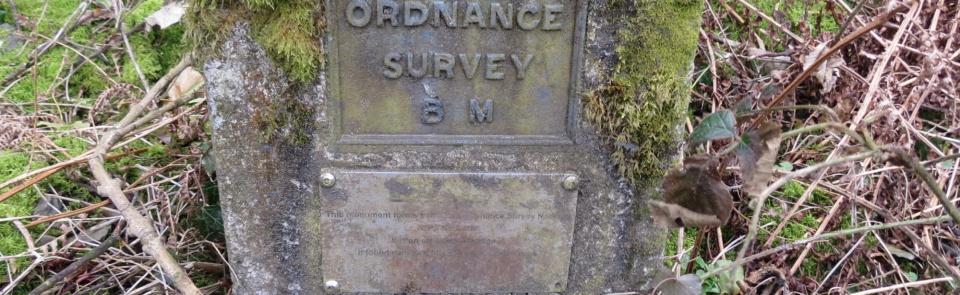 Ulverston Fundamental Bench Mark (Ordnance Survey) - 313.6331 ft above OD