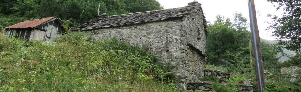 Corn Drying Kiln, Hartsop